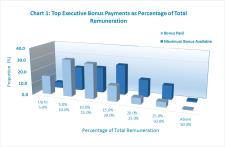 Top Executive Bonus payments represent just 71.7 percent of the maximum Bonus available
